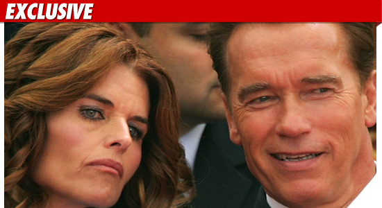 Arnold Schwarzenegger Divorce