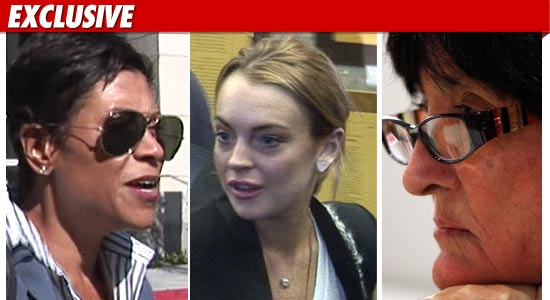 Lindsay Lohan Plea