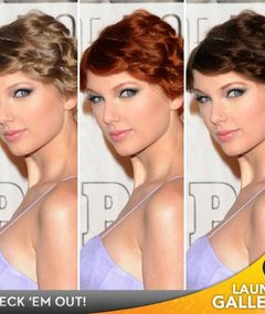 Taylor Swift -- In a Hair-allel Universe