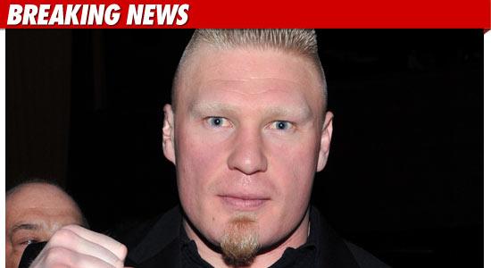 Brock Lesnar Diverticulitis
