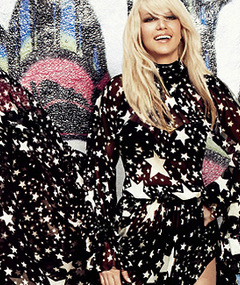 Britney Spears Does Harper's Bazaar