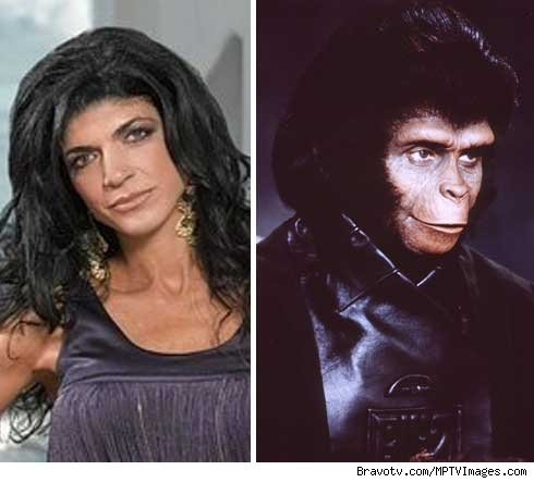 Teresa Giudice and Zira