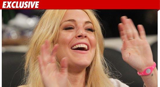 Lindsay Lohan Drink