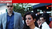 Kim Kardashian -- I'm Ditching My Last Name!