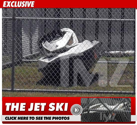 Sean Kingston Critically Injured In Jet Ski Crash