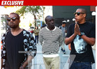 Kanye & Akon's Bro ft. Jay-Z -- Sidewalk Hip-Hop Summit