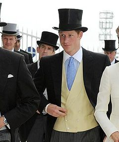 Photos: William, Kate & Harry -- The Royals At the Races!
