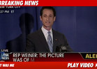 Rep. Weiner -- YES, The Penis Bulge Is Mine