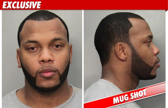 Flo Rida Arrested