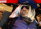 Sly Stone Arrested for Co