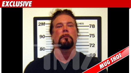 WWE Star Kevin Nash -- BIGGEST MUG SHOT EVER! | TMZ.com