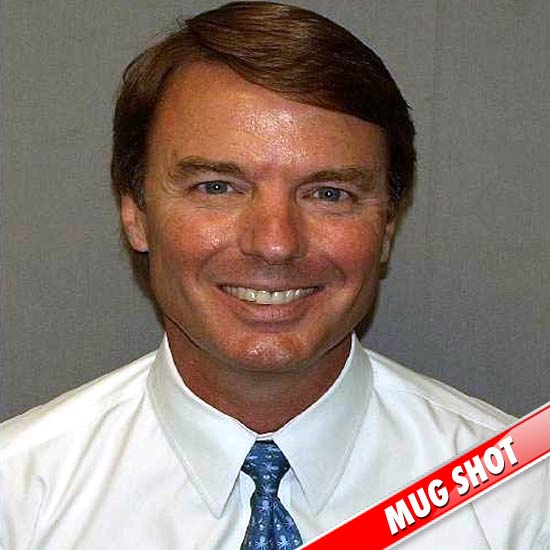 John Edwards Mug Shot