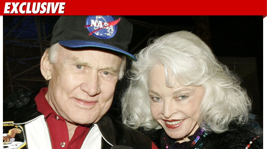 Buzz Aldrin Divorce