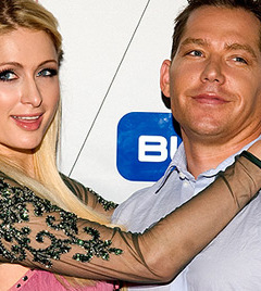 Paris Hilton Confirms Split with Cy Waits