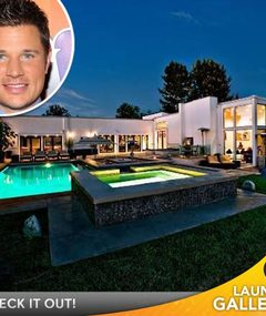 Nick Lachey Unloading His Bachelor Pad