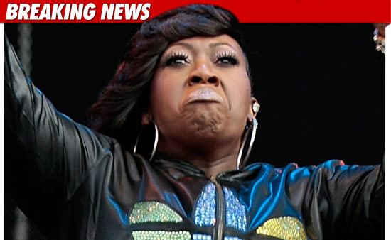 Missy Elliott Graves Disease