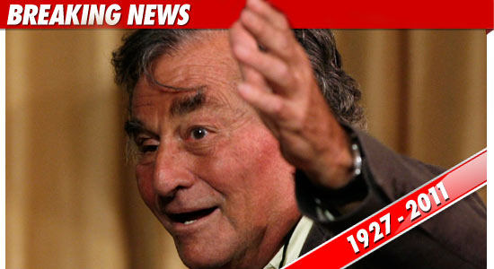 Peter Falk Dead 'Columbo' Star Dies at 83