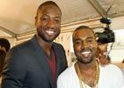 Dwyane Wade vs. Kanye West: Who'd You Rather?