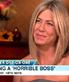 Jennifer Aniston: I'm Extremely Lucky & Extremely Happy