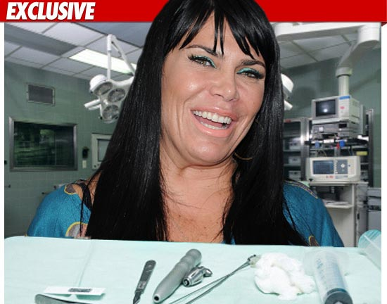 mob wives renee graziano son. quot;Mob Wivesquot; star Renee