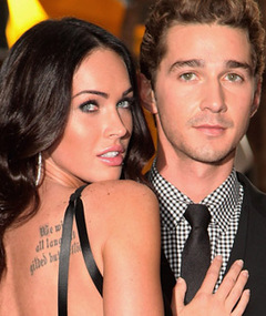 Shia LaBeouf Admits Megan Fox Hook-Up -- Plus More Kissin' Co-Stars!