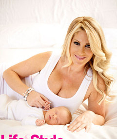 First Look: Meet Kim Zolciak&#039;s Baby Boy!
