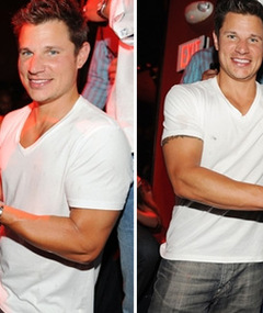Photos: Inside Nick Lachey's Las Vegas Bachelor Party!