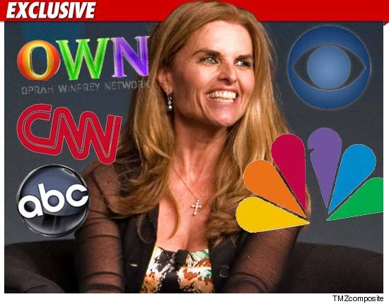 maria shriver net worth