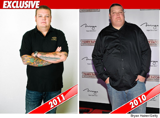 Big Hoss Pawn Stars Weight Loss