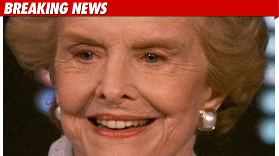 Betty Ford Dead