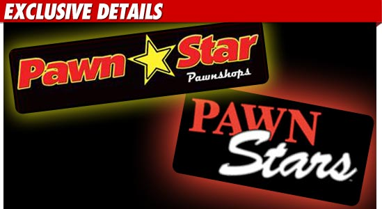 TINY PAWN SHOP TO 'PAWN STARS' - WE OWN THE NAME!