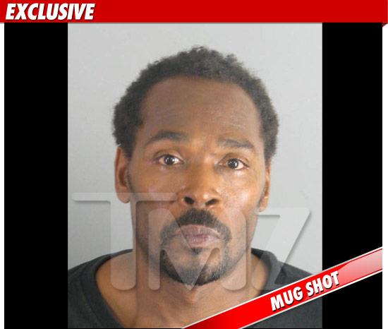 Rodney King Mug Shot
