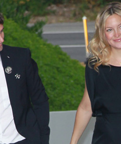 Kate Hudson & Matt Bellamy Name Newborn Son Bingham