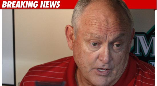 Nolan Ryan Hospitalized