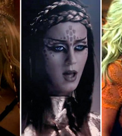 Katy Perry Dominates the 2011 MTV VMA Nominations