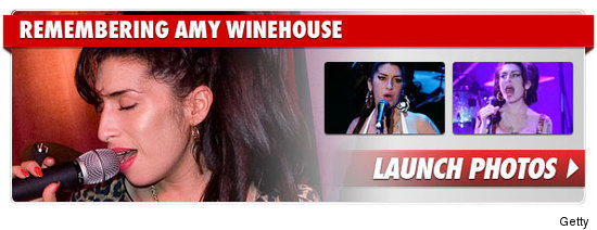 Amy Winehouse Funeral