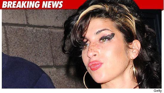 Amy Winehouse Died