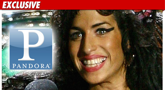 Amy Winehouse Pandora