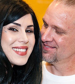 It's Over: Kat Von D and Jesse James Split!