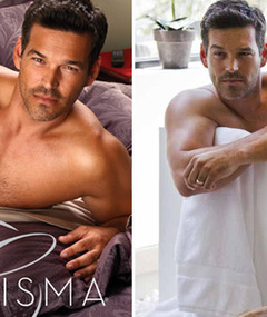 Hot Photos: Eddie Cibrian Strips Down In Bed, Bath