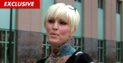 Jesse James&#039; Ex-Wife -- ARRESTED in Texas