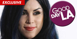 Kat Von D to &#039;Good Day&#039;: I WARNED You!!