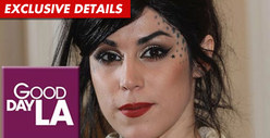 Kat Von D STORMS OUT of &#039;Good Day L.A&#039;