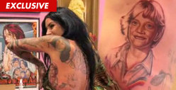 Kat Von D: I&#039;m KEEPING the Jesse James Tattoo
