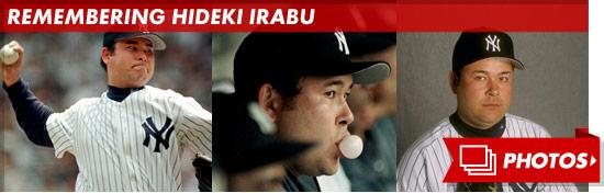 Hideki Irabu Dead