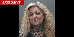 Jesse James' Ex -- The New Mug Shot