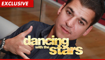 """Dancing with the Stars"" Signs Rob Kardashian"