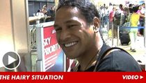 Troy Polamalu -- Proof the Head-Shaving Video Is Fake!