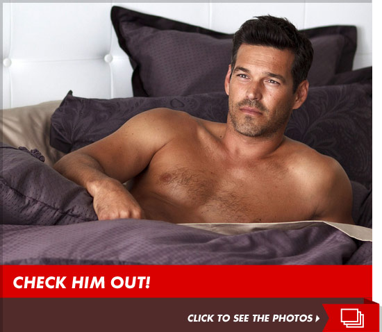 Off Her Body In The Relationship As Husband Eddie Cibrian Strips