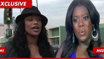 Tami from 'Basketball Wives' -- If Meeka Comes Back, I'm Gone!